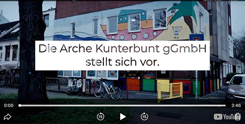 Video Arche Kunterbunt Bremen web